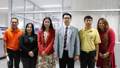Photo of ตรวจสอบสัญจร ณ คณะวิทยาการจัดการ วันที่ 29 ตุลาคม 2563