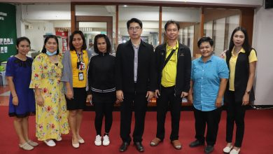 Photo of ตรวจสอบสัญจร ณ สำนักวิทยบริการและเทคโนโลยีสารสนเทศ วันที่ 26 ตุลาคม 2563