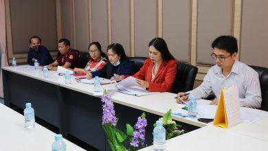Photo of การประชุมปิดตรวจ การตรวจสอบภายใน ประจำปีงบประมาณ พ.ศ. 2564 ณ กองกลาง วันที่ 26 พฤศจิกายน 2563