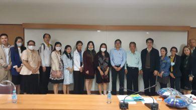 Photo of ประชุมปิดตรวจ คณะมนุษยศาสตร์และสังคมศาสตร์ วันที่ 23 ธันวาคม 2563