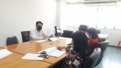 Photo of ประชุมหน่วยตรวจสอบครั้งที่ 3/2564 วันที่ 22 เมษายน 2564