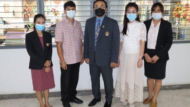 Photo of ประชุมเปิดการตรวจสอบ ณ สำนักงานสภามหาวิทยาลัย วันที่ 18 มิ.ย. 2564