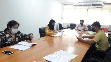 Photo of ประชุมหน่วยฯ ครั้งที่ 5/2564 วันที่ 14 มิถุนายน 2564