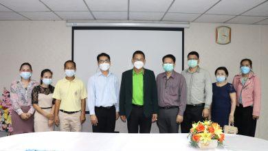Photo of ประชุมปิดการตรวจสอบ สำนักงานส่งเสริมวิชาการและงานทะเบียน วันที่ 9 กรกฎาคม 2564